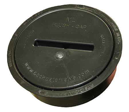 Flush Cap