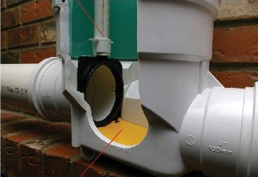 PVC Inspection Chamber